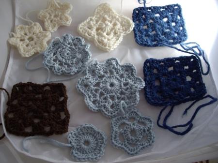 Crochet Study